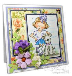 sassy cheryl's digi stamps | Jak Heath.com: Thick as Thieves–Sassy Cheryl's