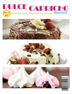 DulceCapricho  Revista de Reposteria