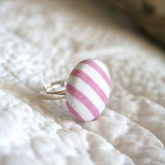 candy stripe ring