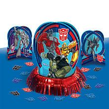 """Transformers Table Decorating Kit - Costume Super Center - Toys """"R"""" Us"""