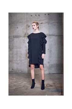 moochi Winter 2017, Winter Collection, Dresses With Sleeves, Long Sleeve, Fashion, Moda, Sleeve Dresses, Long Dress Patterns, Fashion Styles