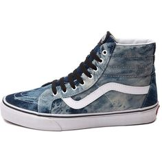 73a439b9905 Vans Sk8 Hi Skate Shoe ( 99) ❤ liked on Polyvore featuring shoes