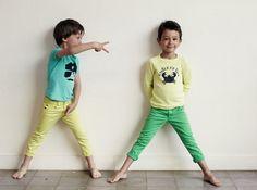 Émile et Ida @lobster_squad son chulas las camisetas, no? Y con un solo color. Por si te dan ideas ;)