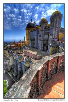 Pena Palace (Sintra) - Portugal