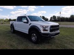 2018 Ford F 150 RAPTOR SuperCrew 4X4|Walk Around Video|In Depth Review - YouTube
