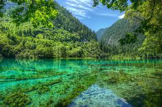Nature of China