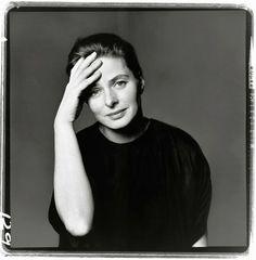 Ingrid Bergman por Richard Avedon