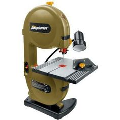 2.5-amp 9 In. Band Saw W 59-1/2 In. Blade And Work Light