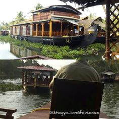 #boathouse @ kumarakom #vembabadlake