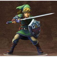 The Legend of Zelda Skyward Sword statuette 1/7 Link Good Smile Company