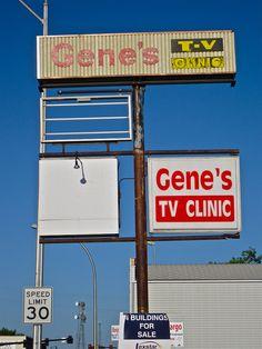 Gene's TV Clinic, Fargo, ND