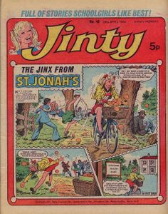 Jinty comic
