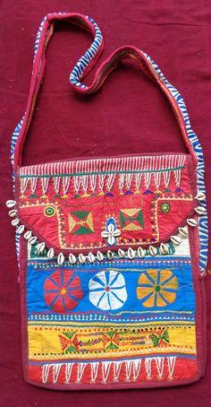 banjara applique Work Messenger Bag by BANJARAPOINT on Etsy