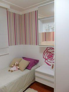 quarto de menina Girls Bedroom, Bedrooms, Bunk Beds, Space, Furniture, Home Decor, House Ideas, Random, Tiny Bedroom Design