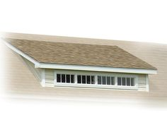 low shed dormer - Google Search