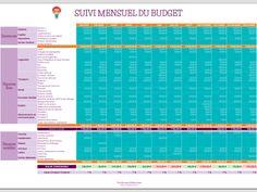 Plan Budgétaire, How To Plan, Budget Excel, Faire Son Budget, Finance Jobs, Budgeting Finances, Words, Idea Box, Organiser