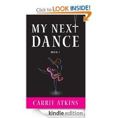 My Next Dance   Carrie Atkins  $4.99 or free with Prime. Was #1 on Amazons top 100 Free Teen Paranormal Romance chart!!!!!