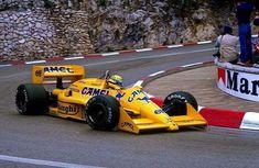 Senna Lotus Honda 1987