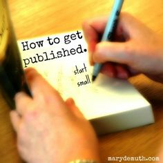 Mary Demuth: Writing & Marketing Resources: