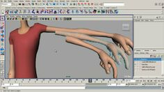 CJCG Tips Tip 001 --- Creating multiples of an arm to fake motion-blur effect in Maya for cartoony animation by C. J. Cow. Someone on 11 Second Club posted the question asking, how do you duplicate an arm or a leg on the Malcolm rig to animate smearing, so I thought I'd give it a shot.