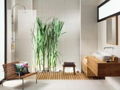 Indoor 3D Wall Cladding LIVINGSTONE GRANITI by TUBADZIN