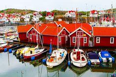 The beautiful island of Styrsö Skäret