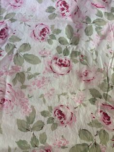 "Simply Shabby Chic Rosalie Cottage Rose Curtains 54"" X 84"" PAIR #SimplyShabbyChic #Cottage"