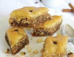 Visit Greece | Greek sweets Baklava #recipes #sweets #gastronomy