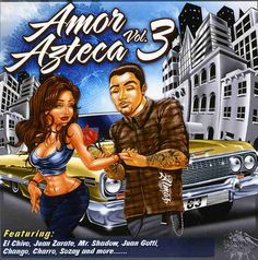 Amor Azteca - Vol. 3-Amor Azteca