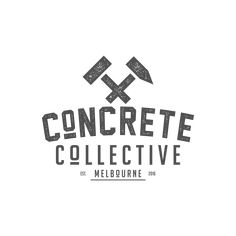 Logo Design by Seven_art for Business Logo Design - Concrete Collective Melbourne - Design #10208365