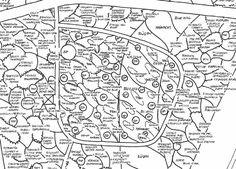 Piet Oudolf, Map of a Garden.