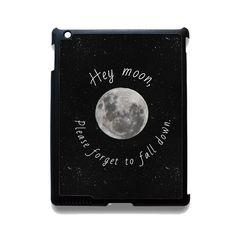 Patd Hey Moon TATUM-8492 Apple Phonecase Cover For Ipad 2/3/4, Ipad Mini 2/3/4, Ipad Air, Ipad Air 2