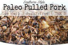 One pot easy pulled pork! #paleo #THM #lowcarb #sugarfree #dairyfree