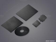 Style Dark Mockup by Argoz Company on Creative Market