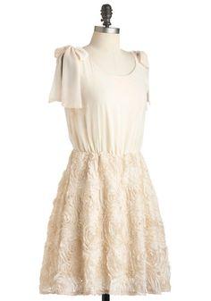 Gather Ye Rosebuds Dress, #ModCloth