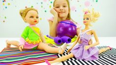 Детские игрушки и видео про куклы. #Барби и кукла Алина: художественная ...