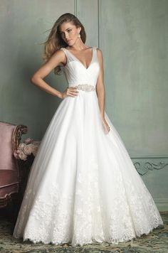Allure  9124  Debra's Bridal Shop at the Avenues 9365 Philips Hwy Jacksonville, Fl 32256 904-519-9900