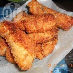 Deep-fried breaded red snapper @ allrecipes.asia
