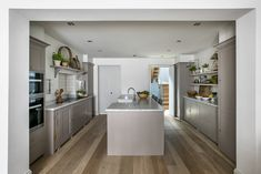 London Townhouse Kitchen. Sims Hilditch Interior Design