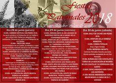 Fiestas de San Pedro en Los Castillas