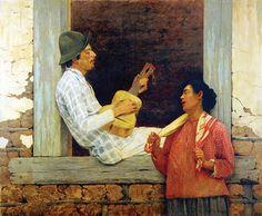 """""""O violeiro"""" de Almeida Junior, 1899"""