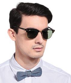 Ray-Ban Clubmaster Polarised Black for sale online Clubmaster Sunglasses, Ray Ban Sunglasses Outlet, Summer Sunglasses, Sunglasses Online, Sunglasses Women, Ray Ban Wayfarer Polarized, New Mens Fashion, Men's Fashion, Fashion Weeks