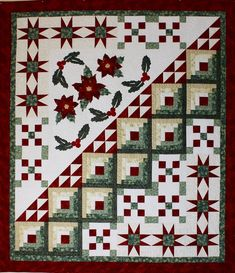 Holiday Beauty – Bound to be Quilting