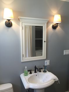 Sherwin williams gray paint color jubilee sw 6248 gray the new neutral gray paint for Pottery barn bathroom paint colors