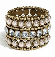 """Style and Stones Bracelet ~ Get Trendy!  for $ 24.00 
