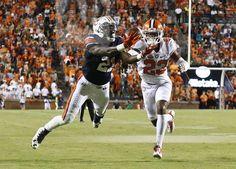 Clemson Auburn Football
