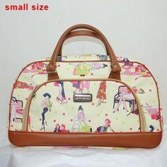 982a21cdaaa4 Women Travel Bags Large Capacity Waterproof Print