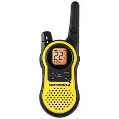 Motorola Talkabout Radios (pack of 1 Ea) Camping And Hiking, Camping Survival, Camping Gear, Camping Stuff, Camping Essentials, Backpacking, Radios, Call Tone, Emergency Radio