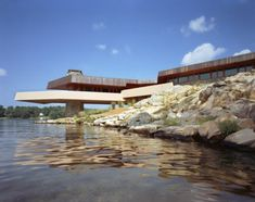 Heart Island by Frank Lloyd Wright