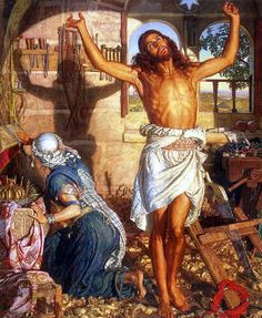The Shadow of Death William Holman Hunt